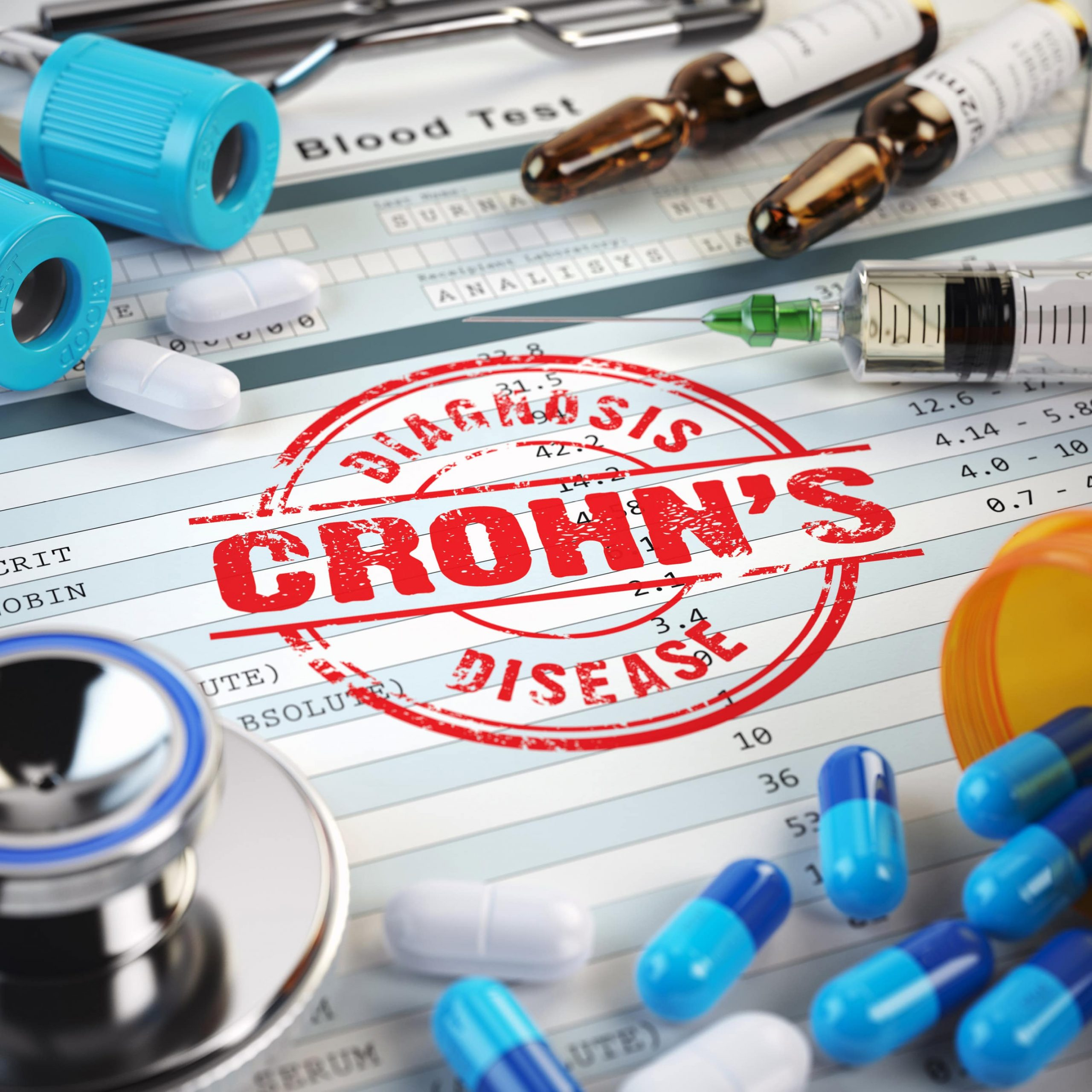 You've Just Been Diagnosed With Crohn's Disease. Now What?